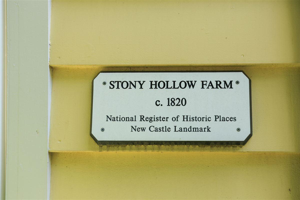 Stony Hollow Farm luxury real estate