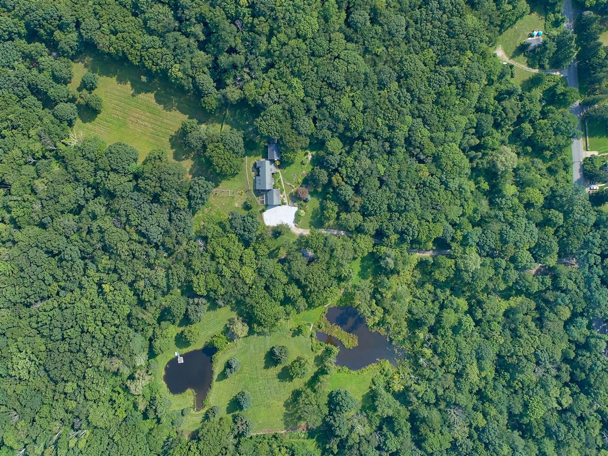 Luxury homes in spectacular architect-designed home on over 58 acres