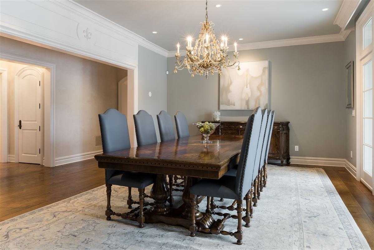Luxury properties elegant European inspired stone Manor