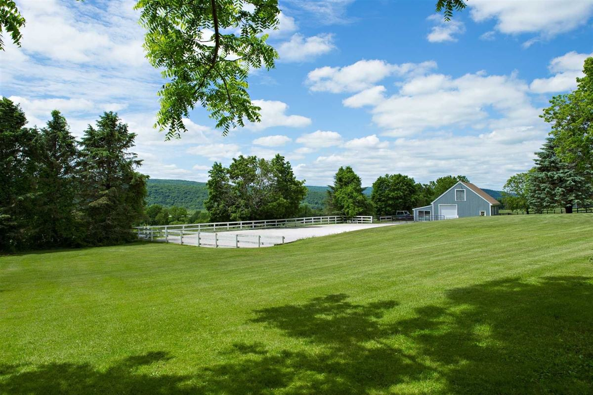 six acre property on desirable Quaker Hill luxury homes