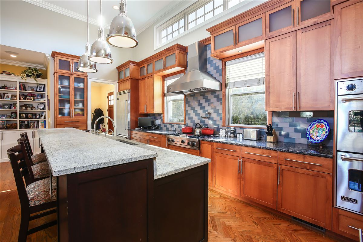 This home offers many upgrades luxury properties