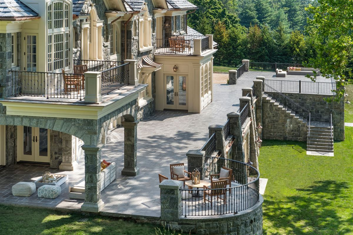 magnificent stone manor luxury properties