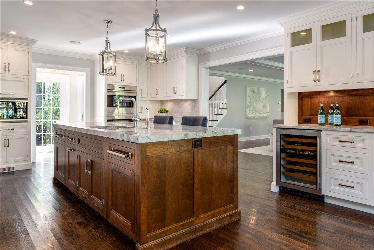 turnkey Rye Colonial luxury real estate