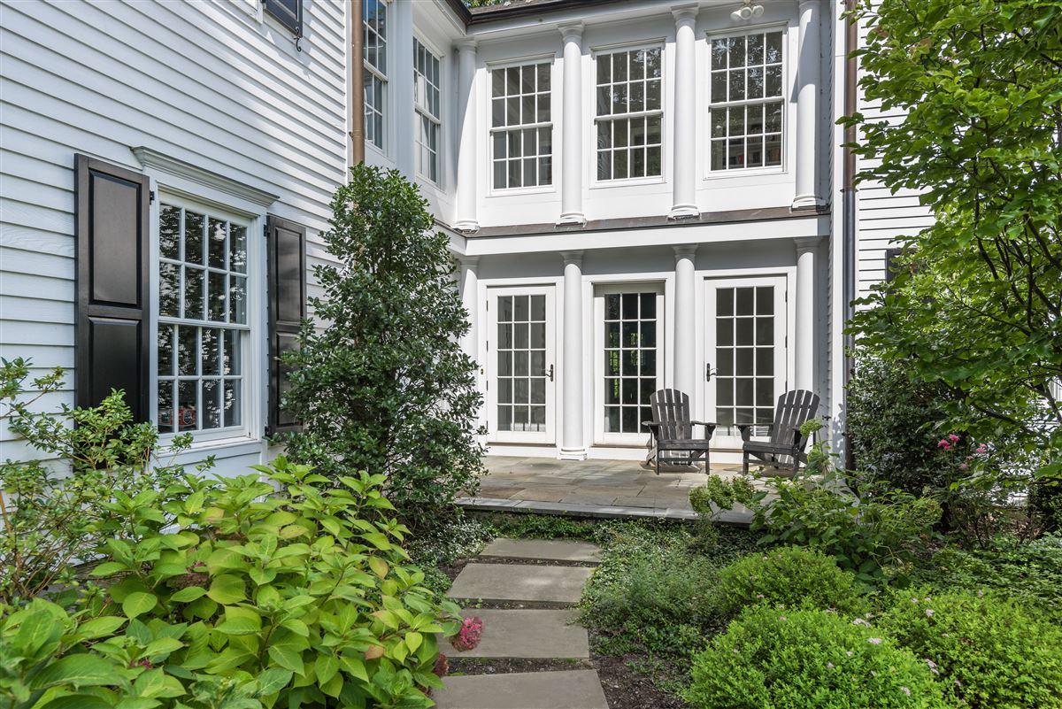 Luxury homes in turnkey Rye Colonial