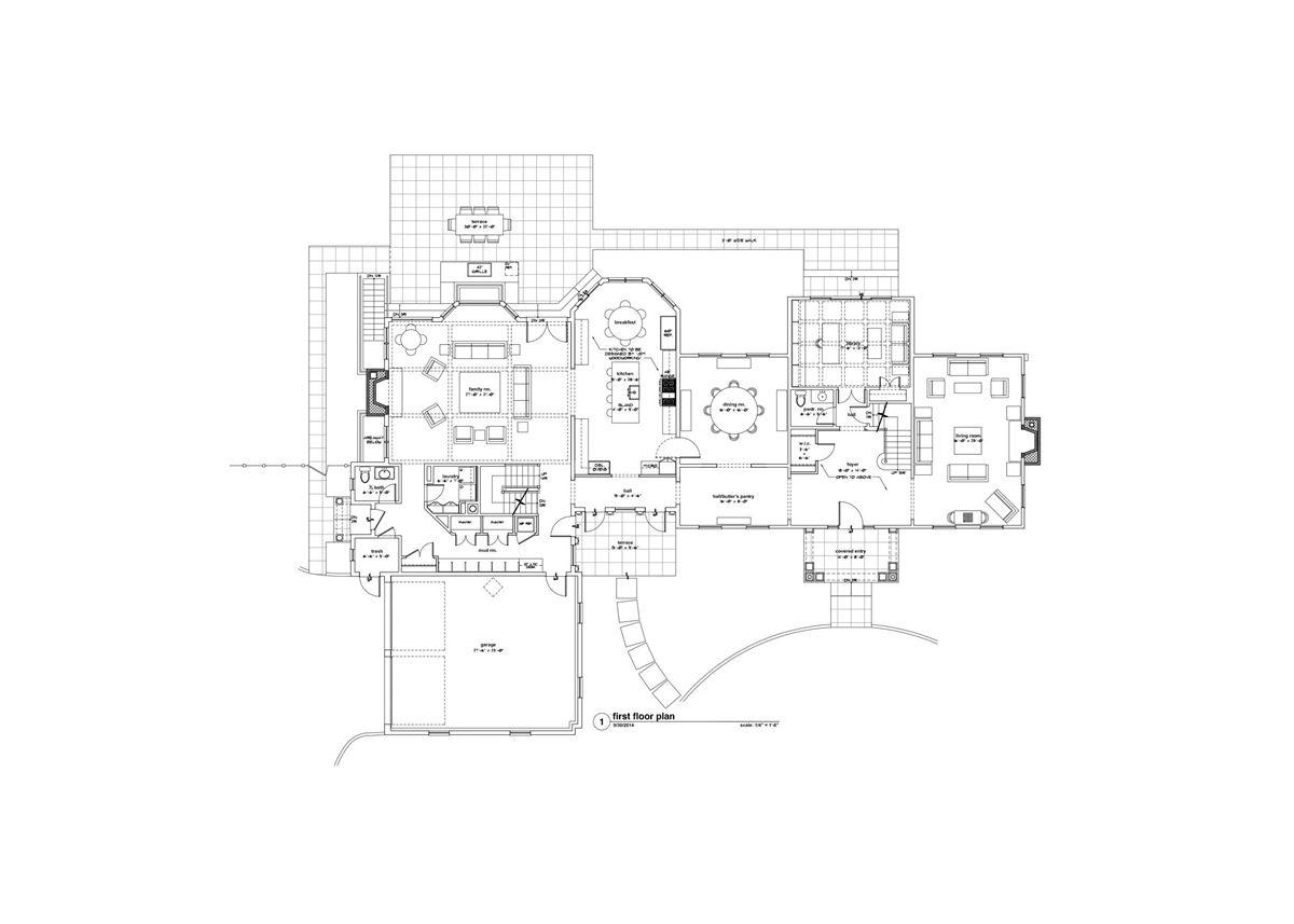Luxury real estate turnkey Rye Colonial