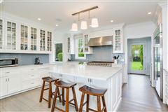 Luxury real estate Sensational updated five bedroom waterfront home