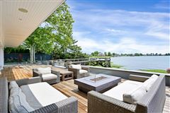 Mansions Sensational updated five bedroom waterfront home