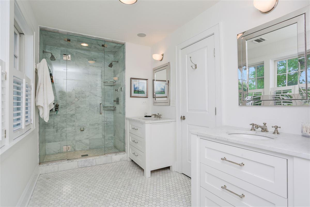 Sensational updated five bedroom waterfront home luxury homes