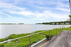 Luxury homes Sensational updated five bedroom waterfront home