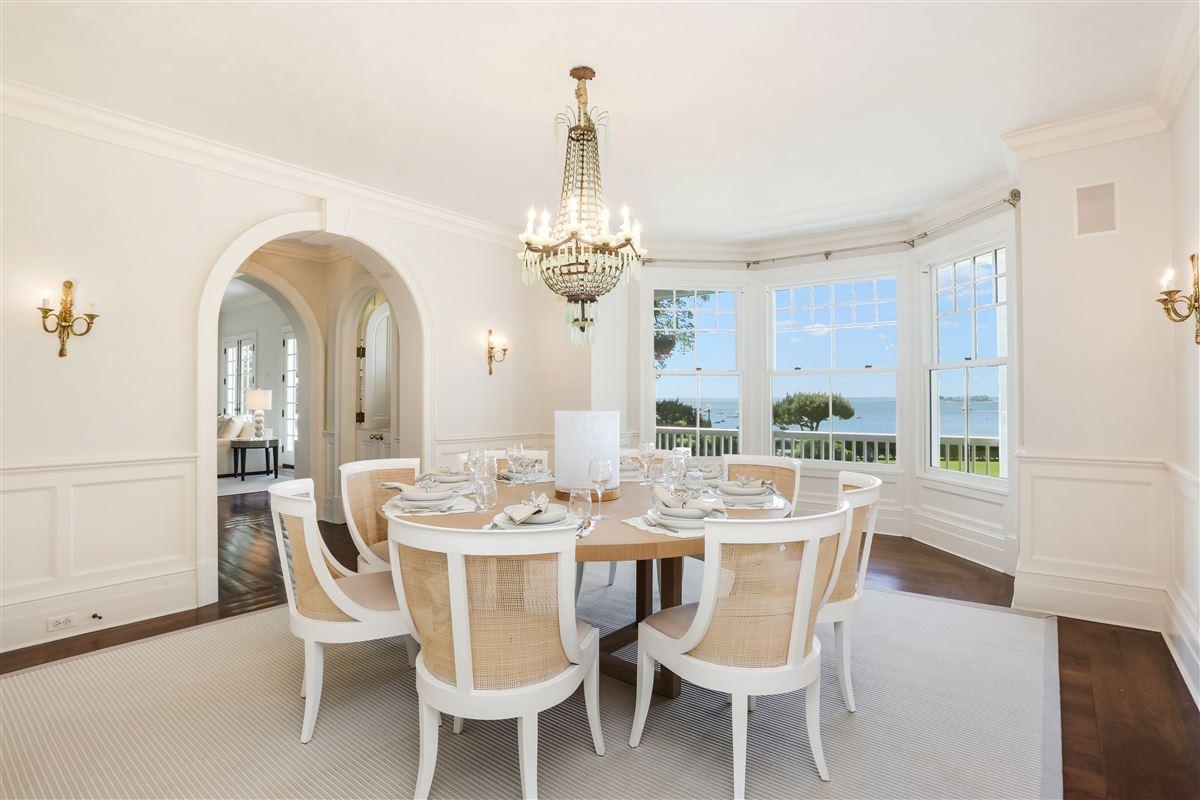 Spectacular custom shingle style Colonial  luxury properties