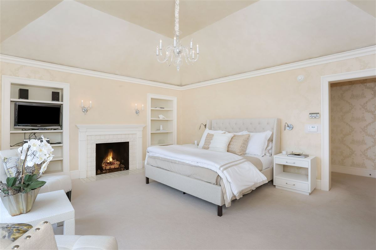 Luxury homes Spectacular custom shingle style Colonial
