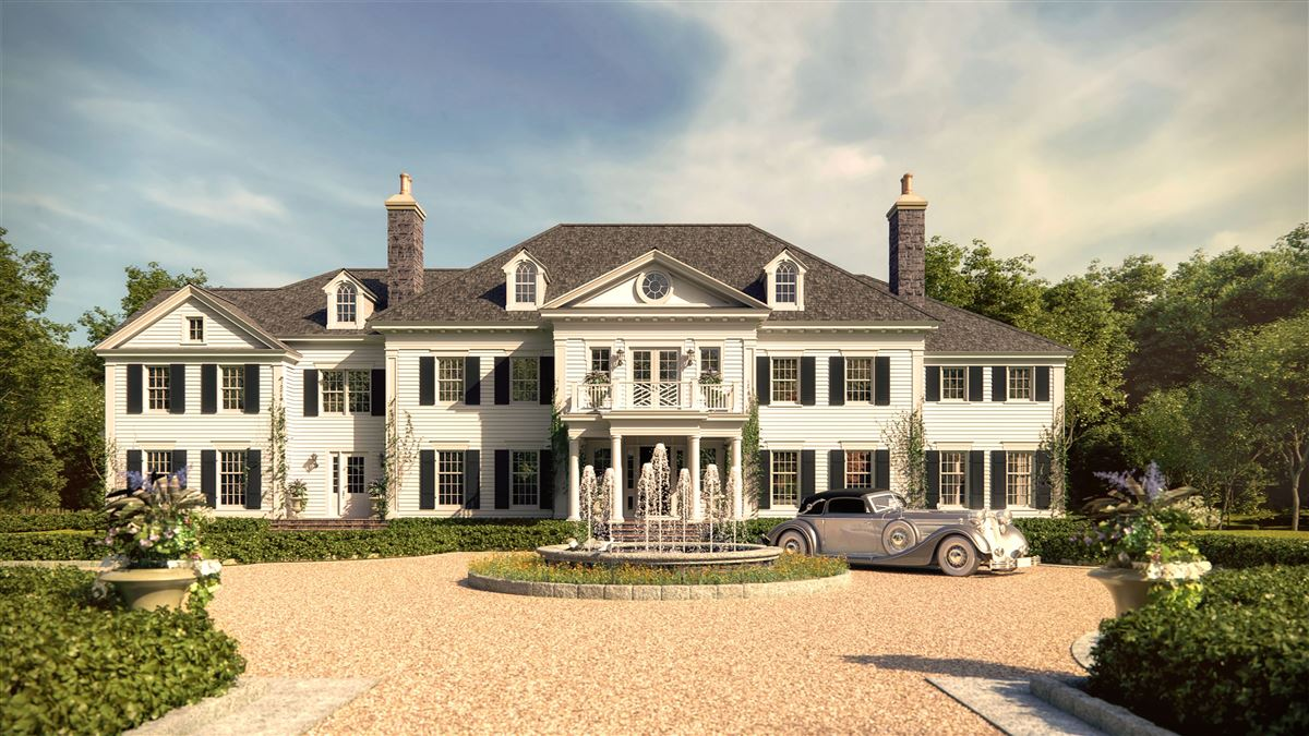 Intrinsic beauty meets the concierge lifestyle mansions