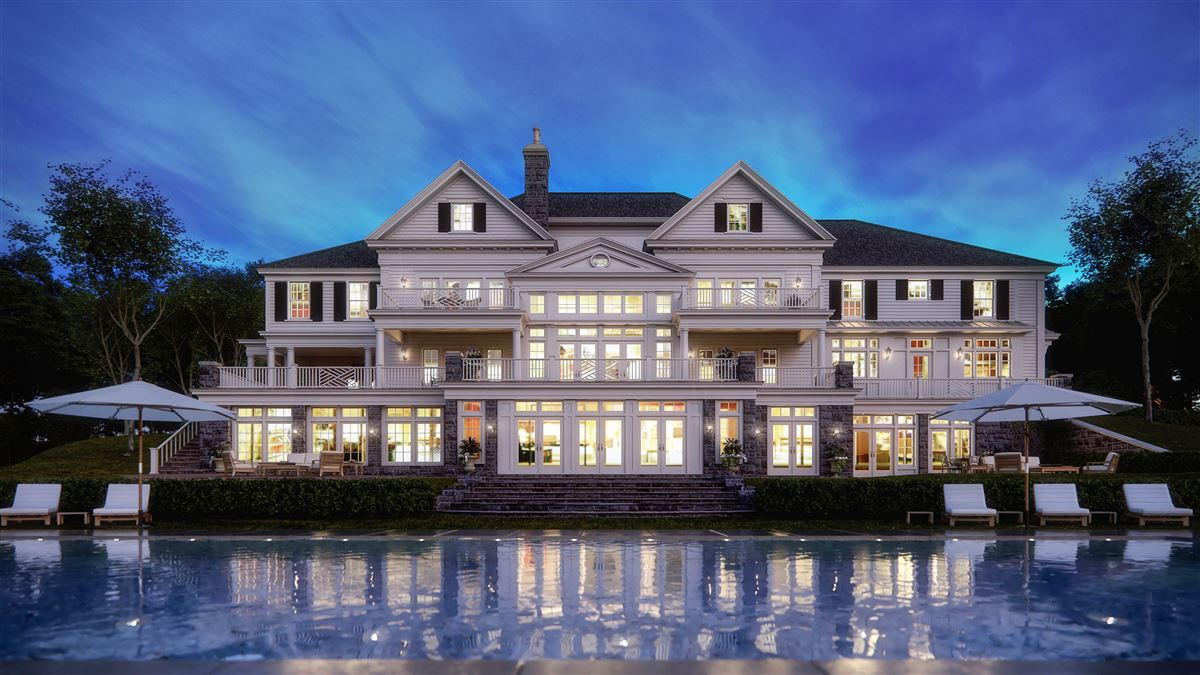 Mansions in Intrinsic beauty meets the concierge lifestyle