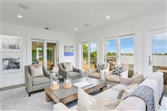 Mansions in updated five-bedroom waterfront home