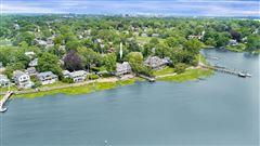 Luxury homes updated five-bedroom waterfront home