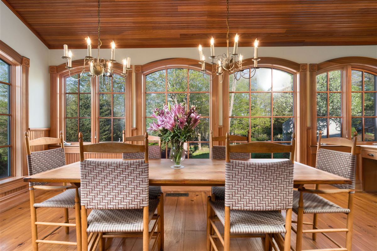 Bedford Estate Compound on five private acres luxury real estate