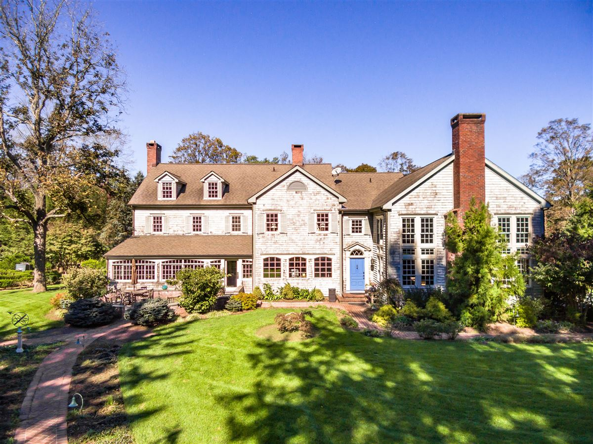Luxury real estate Bedford Estate Compound on five private acres