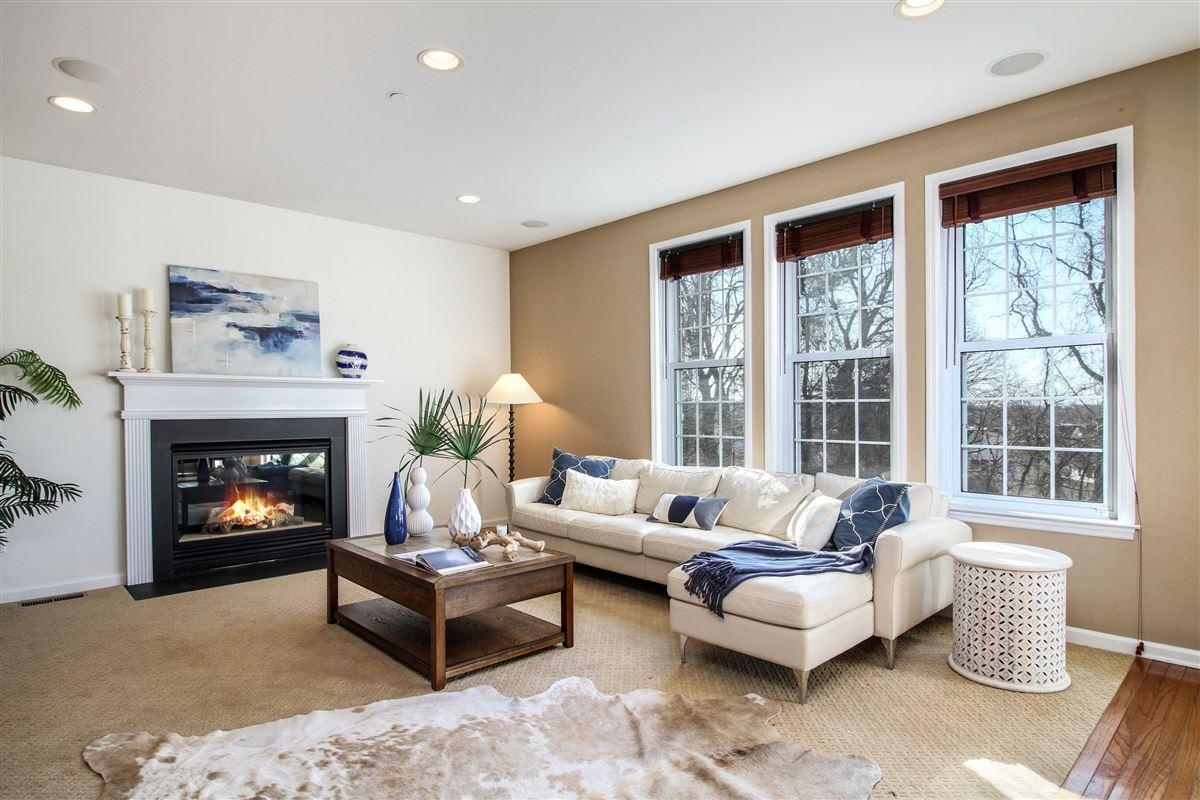 Warm and inviting custom colonial in Bellefair luxury homes