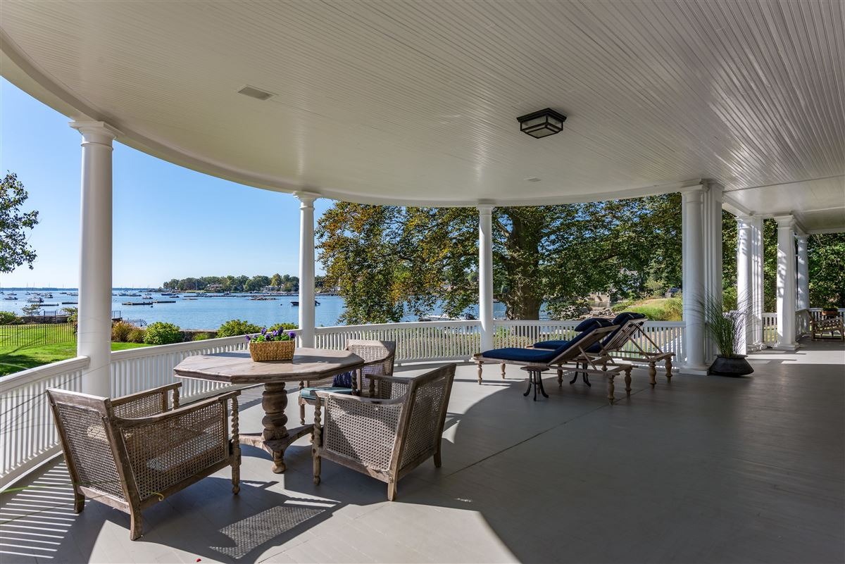 Ultimate waterfront living luxury properties