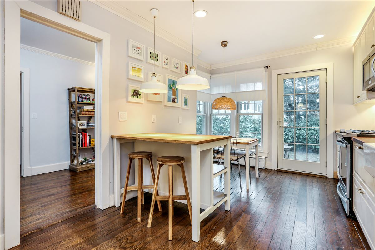 Tastefully renovated and pristine center hall Colonial luxury real estate