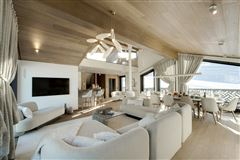 Luxury real estate exceptional new chalet