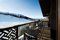 exceptional new chalet mansions