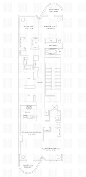 Luxury properties modern luxury duplex