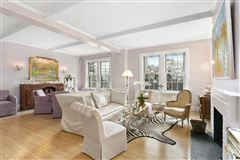 charming classic New York two bedroom luxury properties