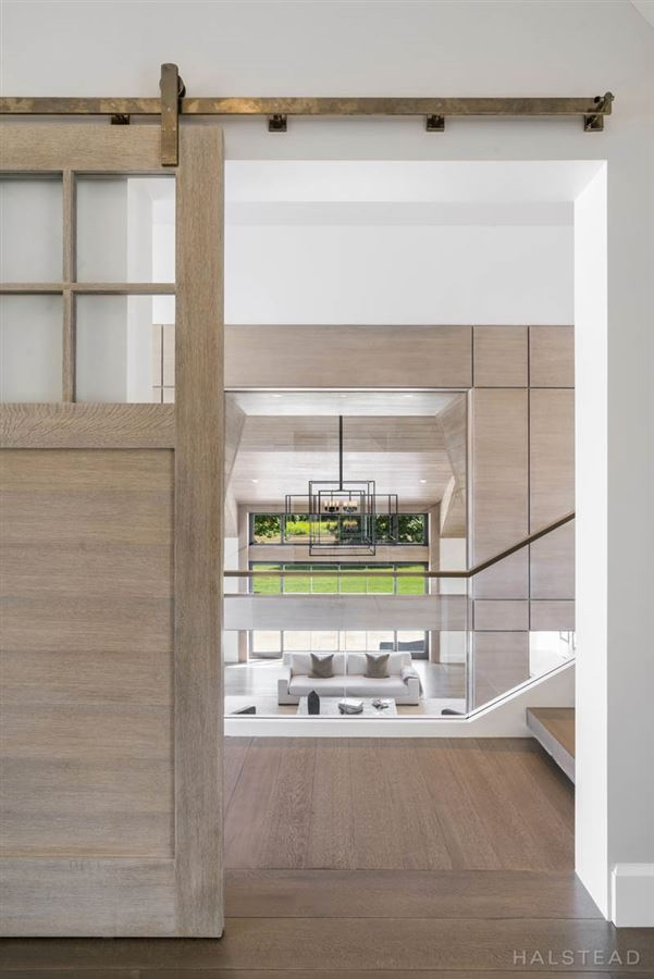Luxury homes in sophisticated organic aesthetic inside and out