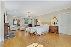 Luxury real estate Remarkable Belle Haven Classic Georgian Colonial