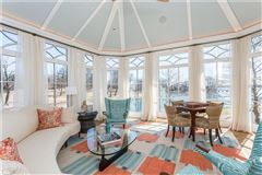 Extraordinary Belle Haven direct waterfront home mansions
