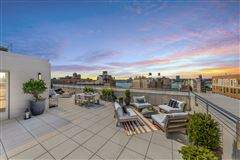 Luxury properties spectacular penthouse in upper west side landmark