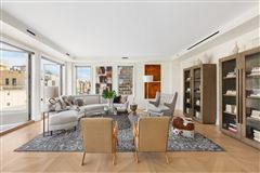 spectacular penthouse in upper west side landmark mansions