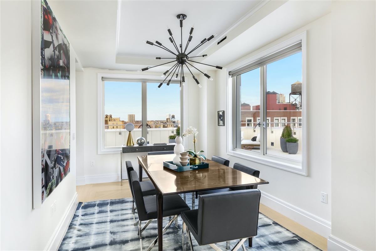 spectacular penthouse in upper west side landmark luxury homes