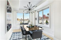 Mansions in spectacular penthouse in upper west side landmark