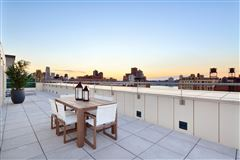 Luxury homes spectacular penthouse in upper west side landmark