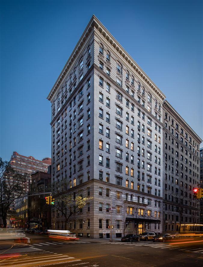 spectacular penthouse in upper west side landmark luxury properties