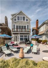 Luxury real estate special celebrity-owned beach home