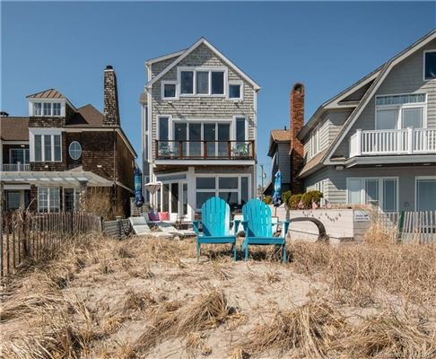 Luxury homes special celebrity-owned beach home