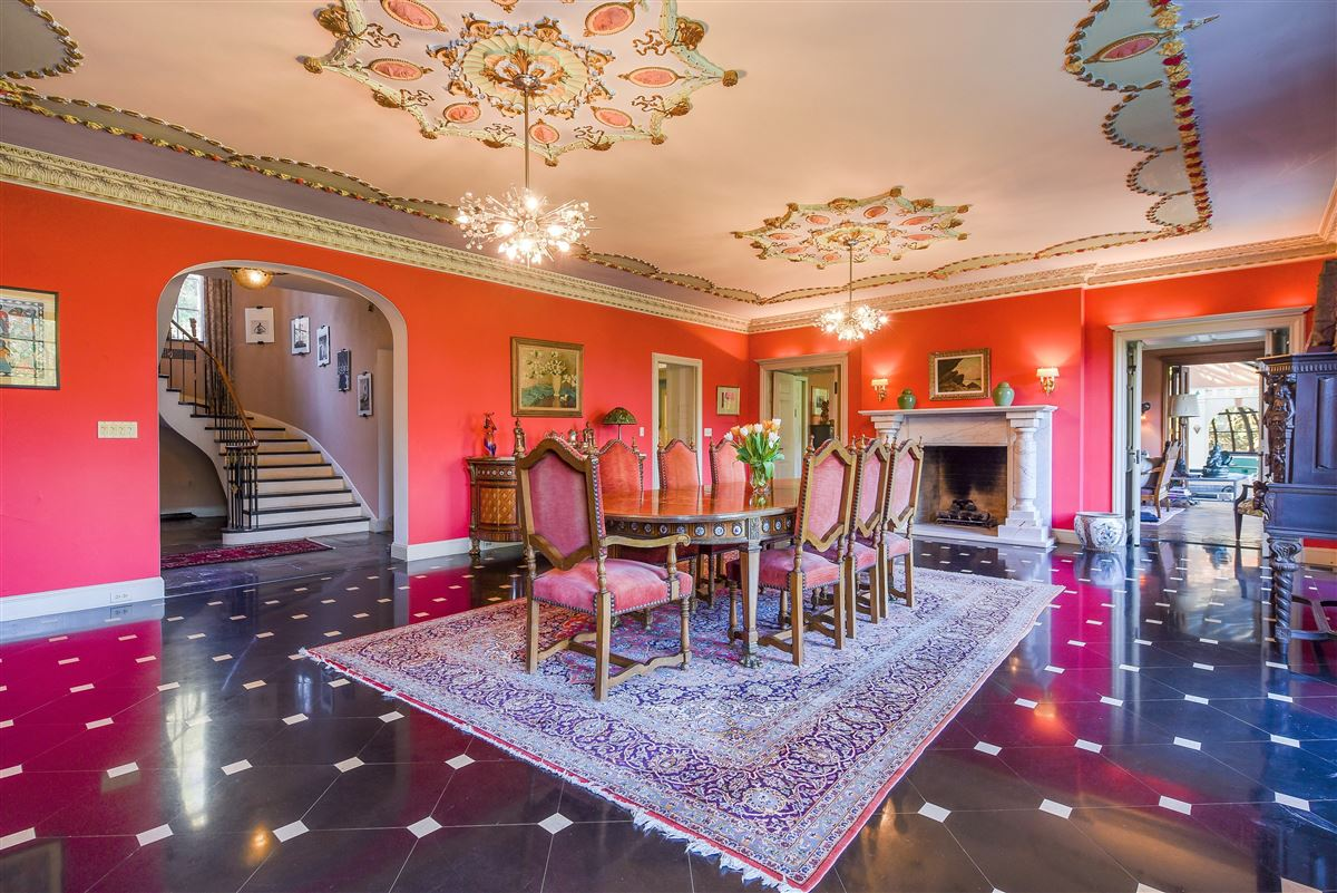 Majestic French Normandy mansion luxury real estate