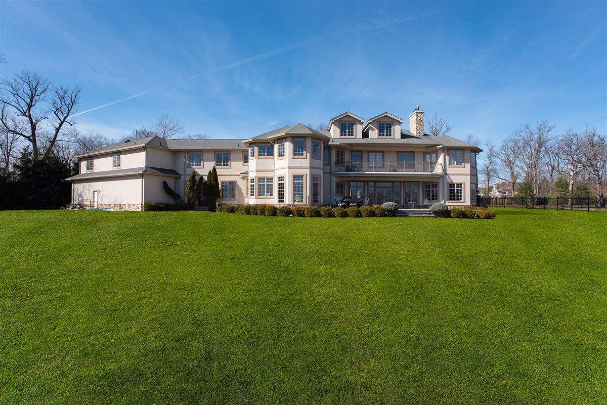 Mansions magnificent gated custom estate
