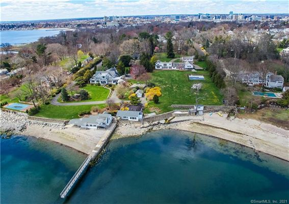 Luxury real estate Wallacks Point - PRIVATE WATERFRONT COMPOUND