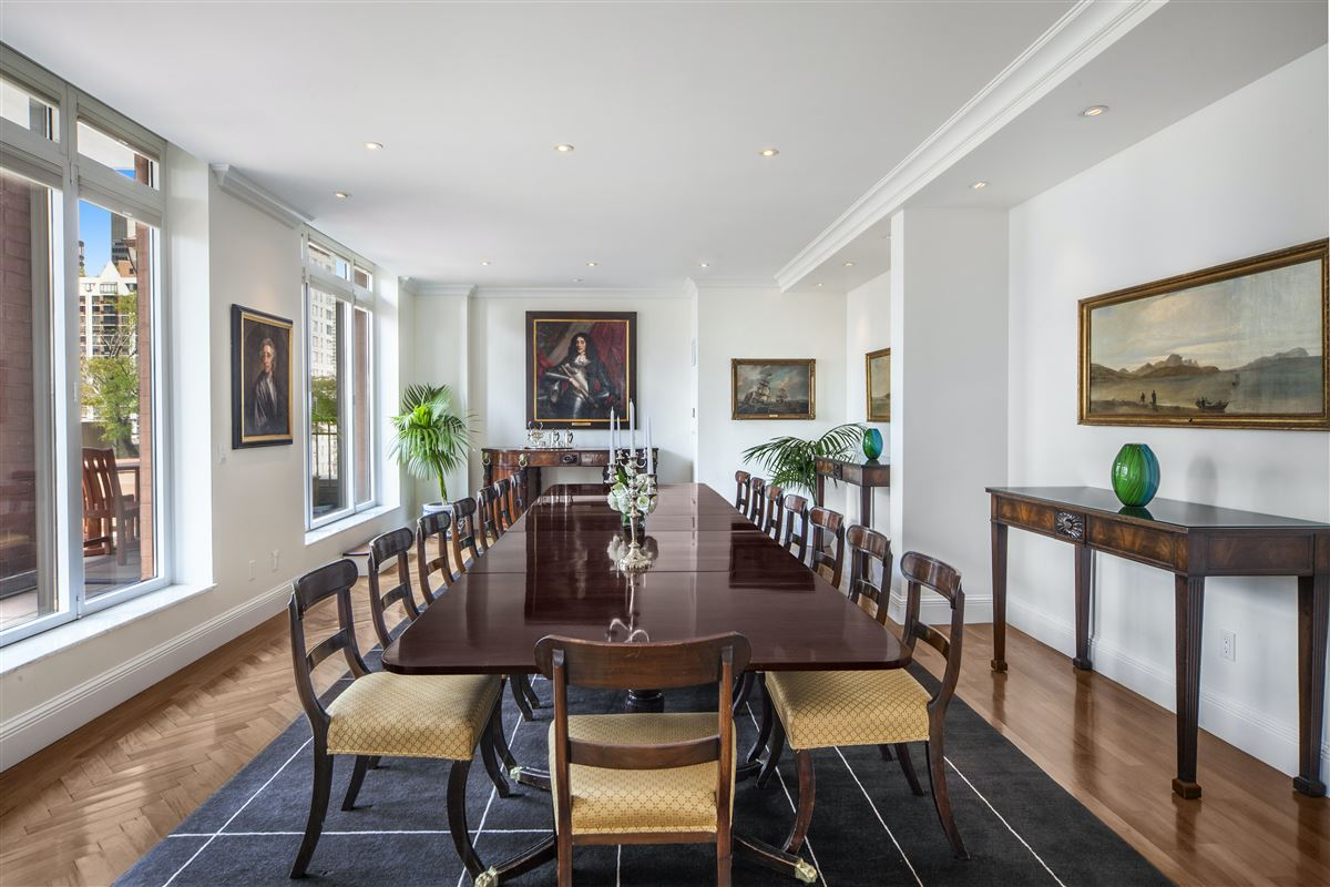 12th Floor Penthouse at the coveted Beekman Regent luxury homes