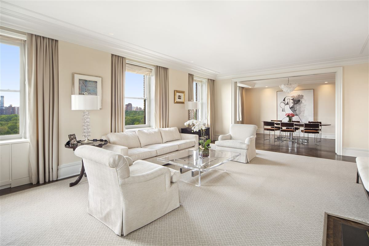 Luxury homes meticulously renovated penthouse duplex