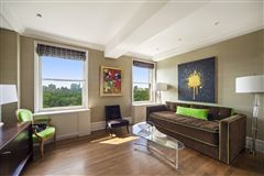 Mansions meticulously renovated penthouse duplex