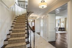 meticulously renovated penthouse duplex mansions