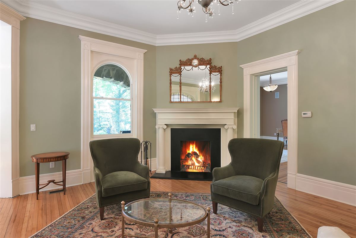 Luxury real estate Huestis House