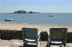 Luxury homes private beachfront gated community