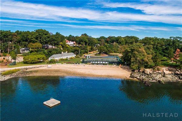 private beachfront gated community luxury properties