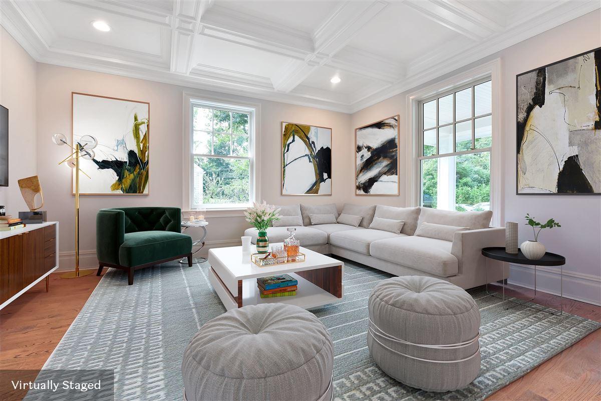 Luxury real estate sought after Glen Ridge community